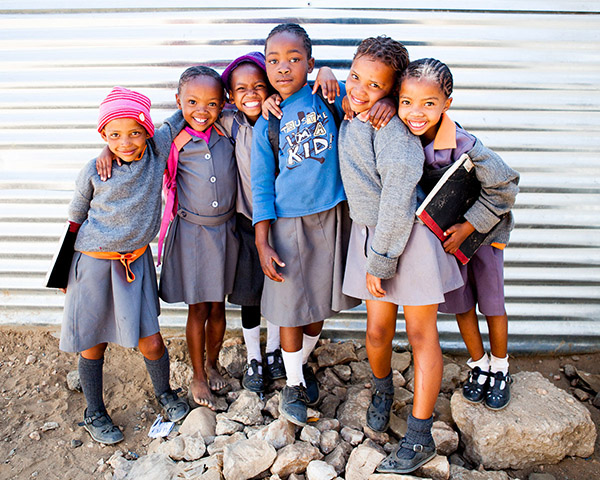 Sponsor a child in Namibia